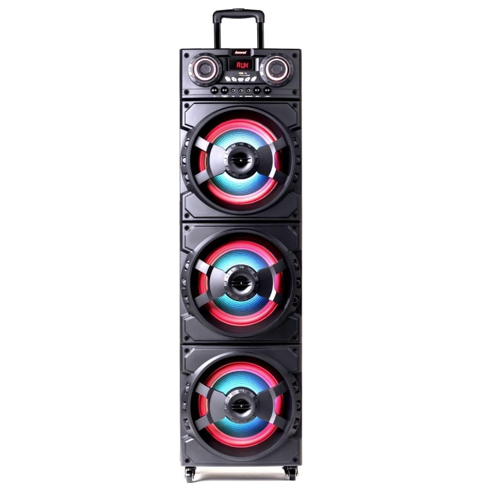 Caixa de Som Amplificada Amvox - ACA1515 Potente