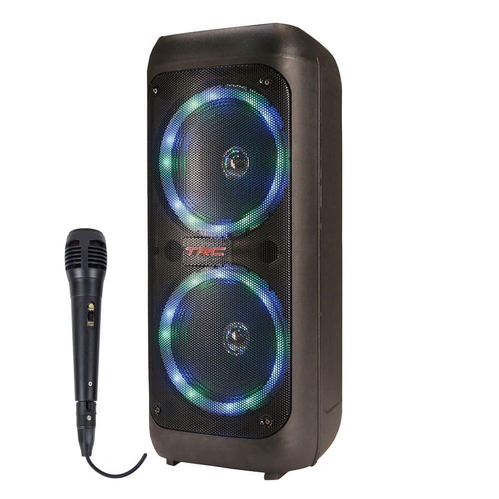 Caixa de Som Amplificada com Microfone TRC 5540 - 400w RMS