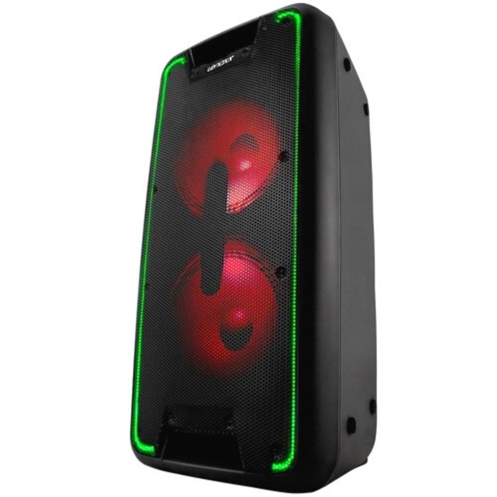Caixa de Som Amplificada Lenoxx CA360 Bluetooth, Rádio FM, Cartão SD, USB, 600W