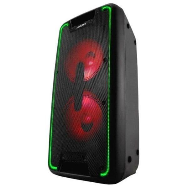 Caixa de Som Amplificada Lenoxx CA 360 Bluetooth, Rádio FM, Cartão SD, USB, 600W