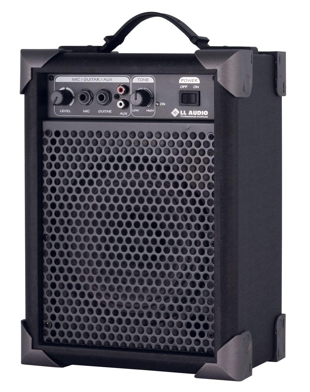 Caixa de som Amplificada LL Audio Lx 40 Cubo Guitarra Violão