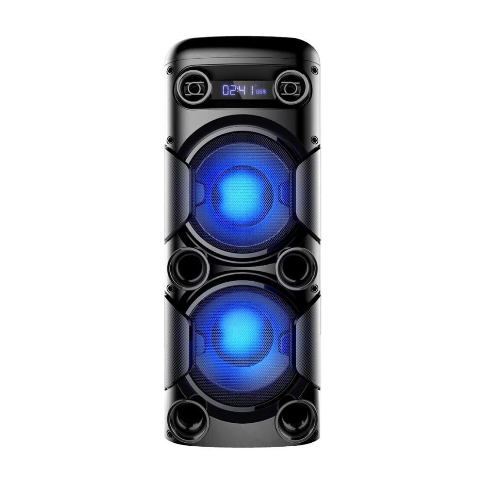 Caixa de Som Amplificada Multilaser Mini Torre SP380 - 900W Extra Potente