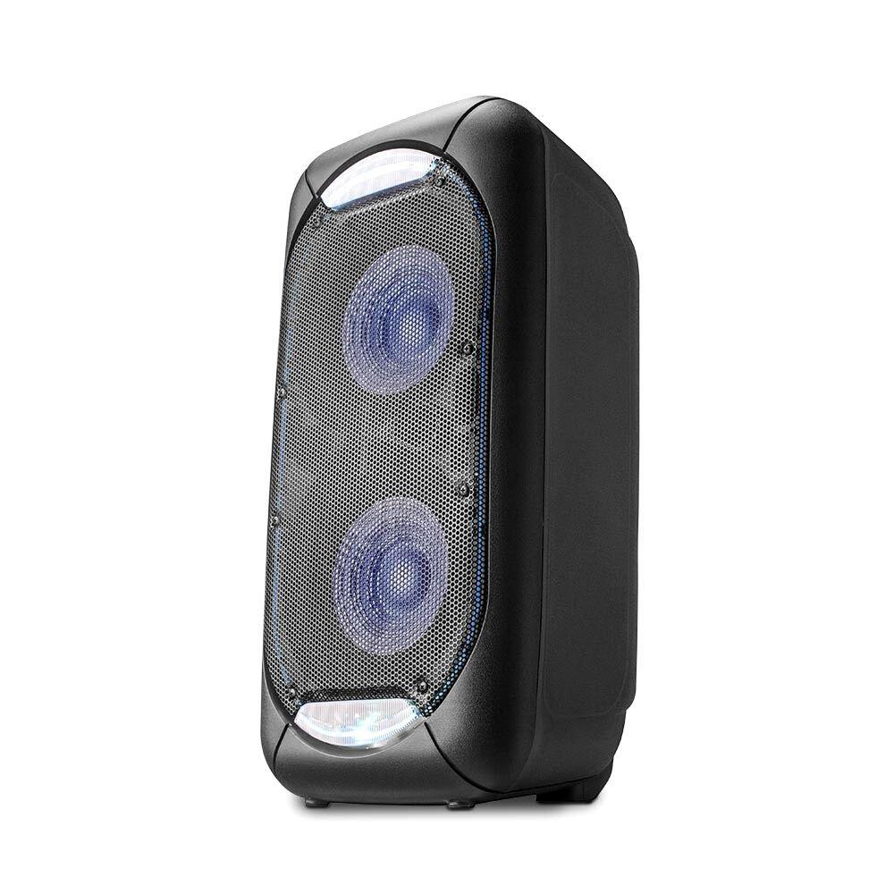 Caixa de Som Amplificada Multilaser Torre Neon SP342 - 800W Bluetooth