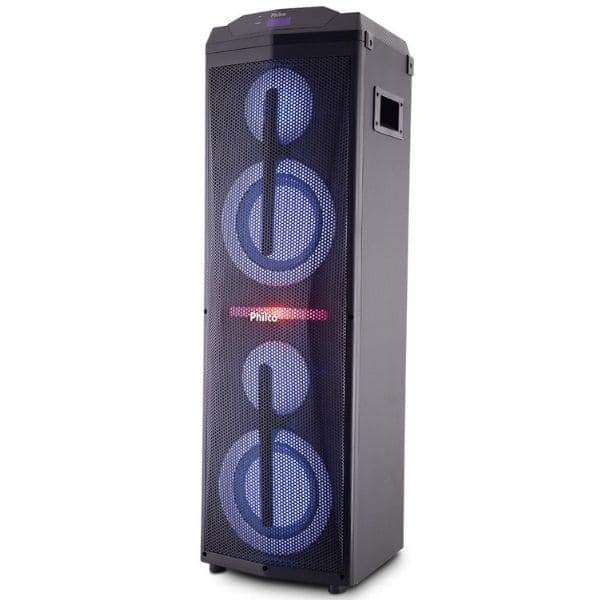 Caixa de Som Amplificada Philco PCX17000 Potente Bluetooth
