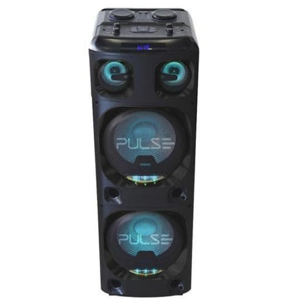 Caixa de Som Amplificada Pulse 2200W - SP500 Potente Bluetooth