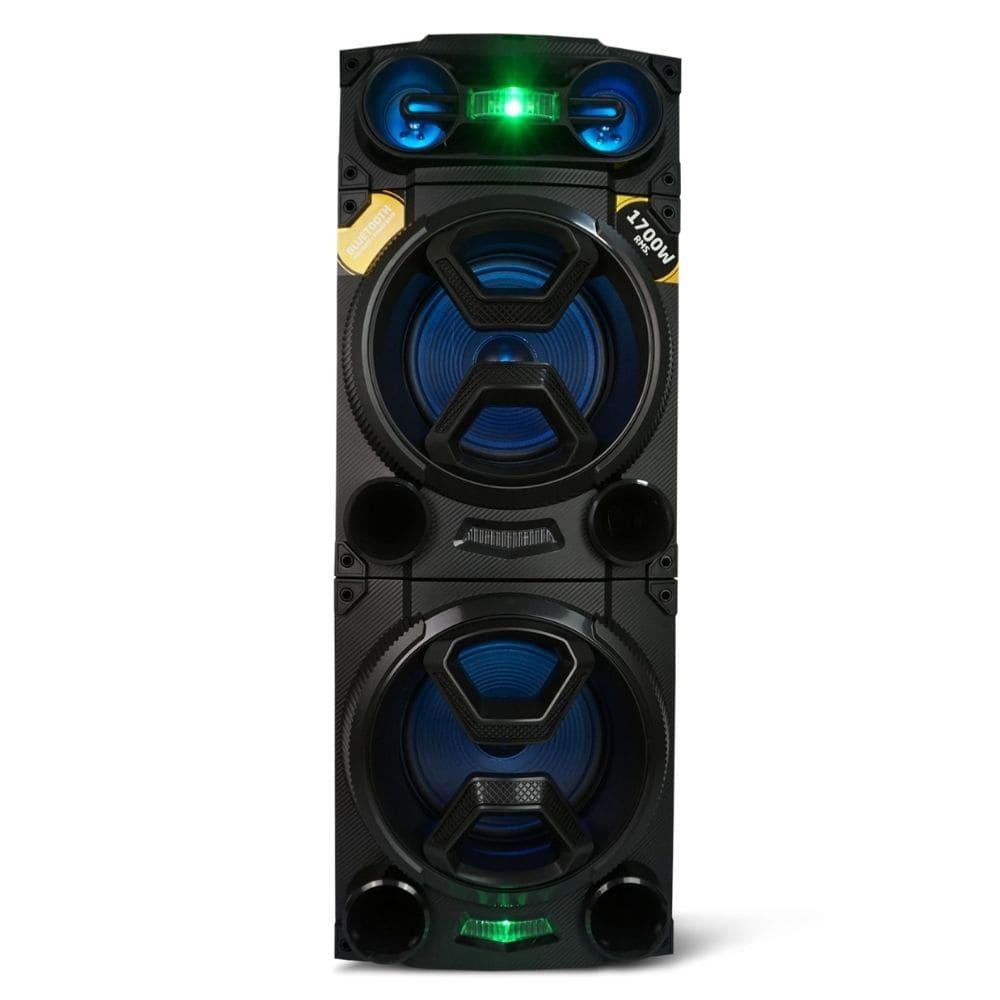 Caixa de Som Amplificada PULSE SP501 Multilaser Bluetooth