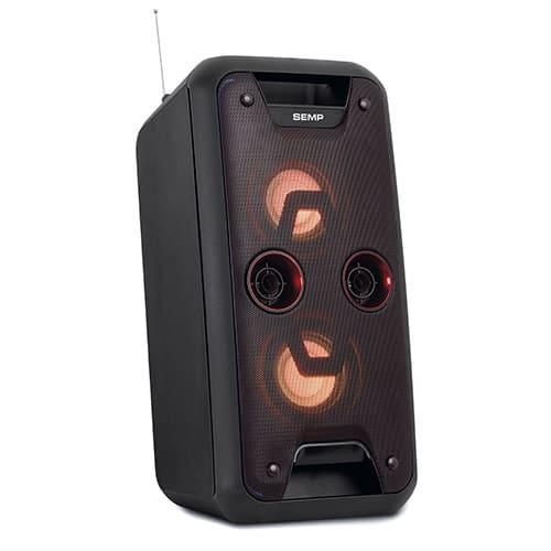 Caixa de Som Amplificada Semp TCL TR250B - 250w Bluetooth