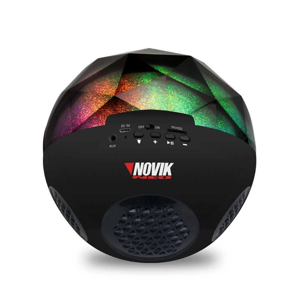 Caixa de Som Bluetooth com Bateria Novik Neo Constellation