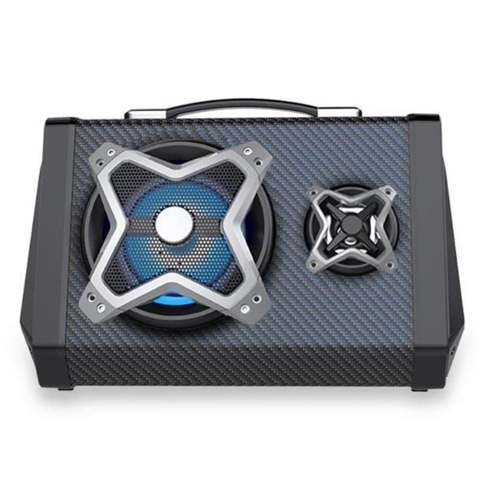 Caixa de Som Multilaser Bluetooth SP314 - 120w RMS Garantia