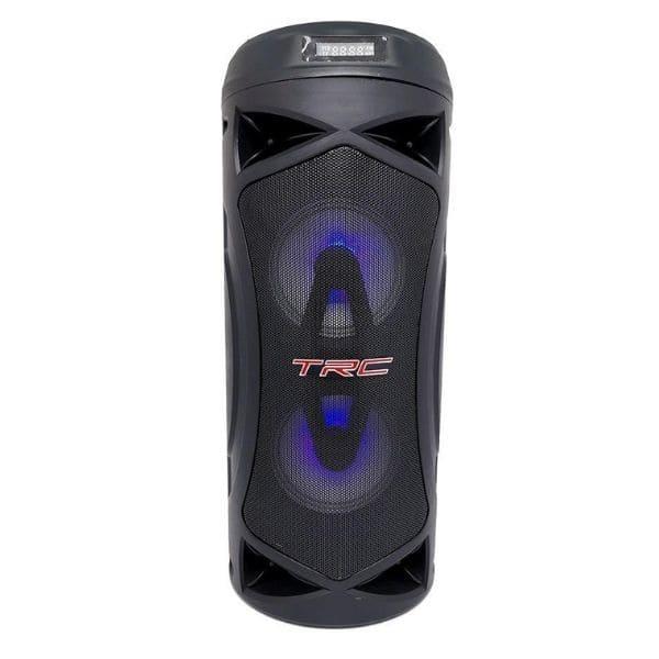Caixa de som Portátil Bluetooth TRC 5507 - 70w RMS Bateria