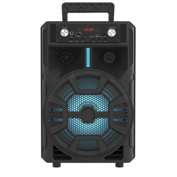 Caixinha de Som Bluetooth Sumay ADVANCE - 50w Ultraportátil