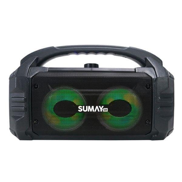 Caixinha de Som Bluetooth Sumay Sunbox SM-CSP1304 - 50w RMS