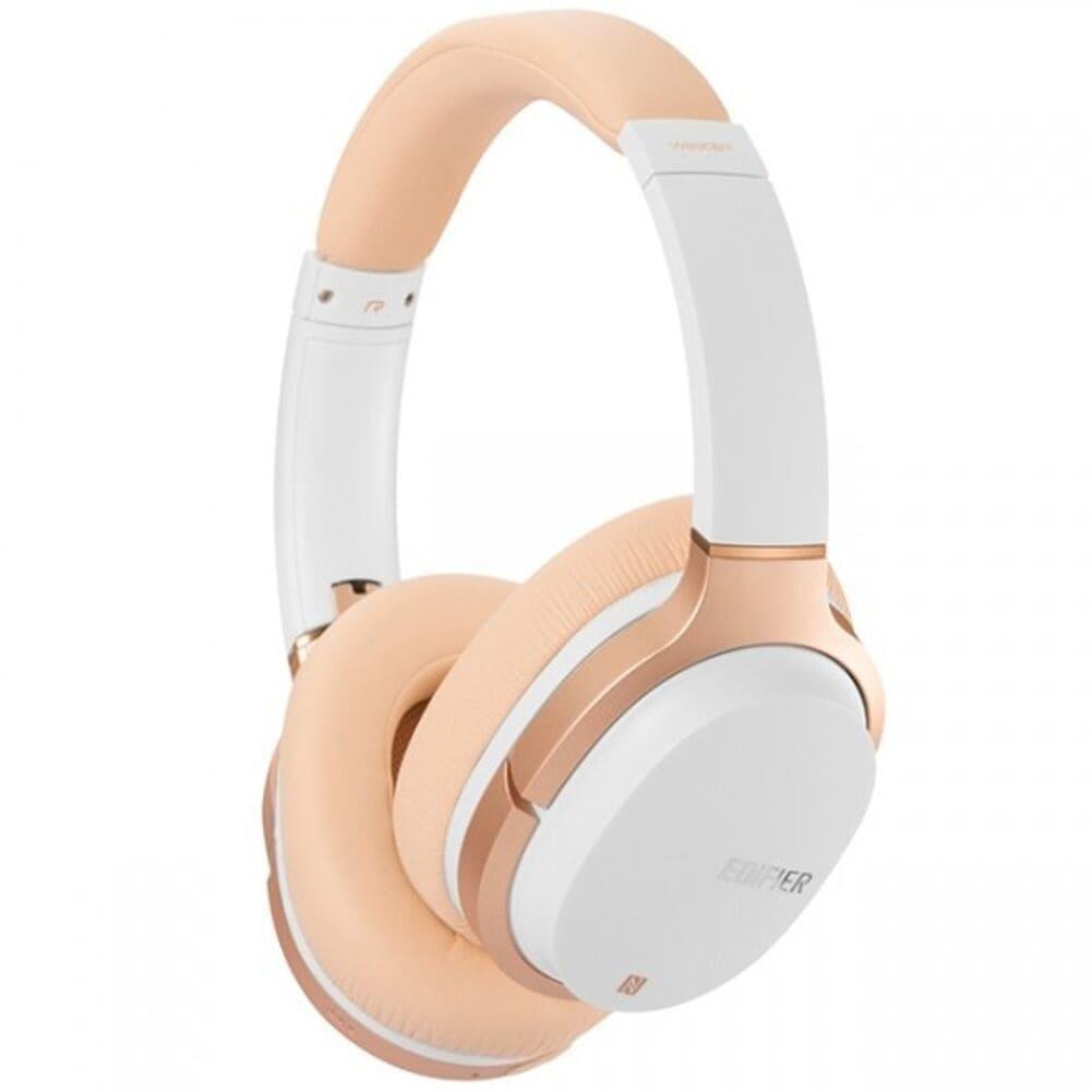 Fone de ouvido Headphone Bluetooth Edifier W830BT 95 Horas - Branco