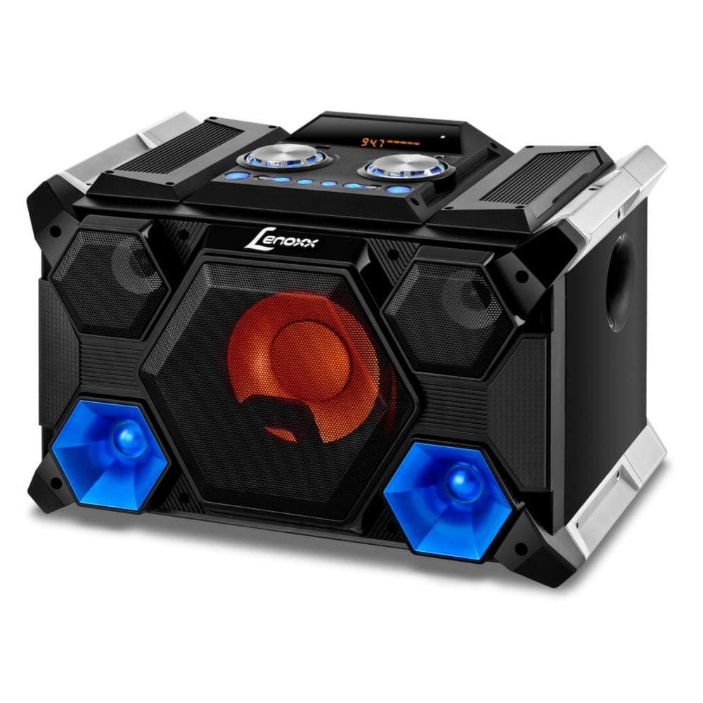 Mini System Lenoxx MS8500 - 280w Bluetooth Potente