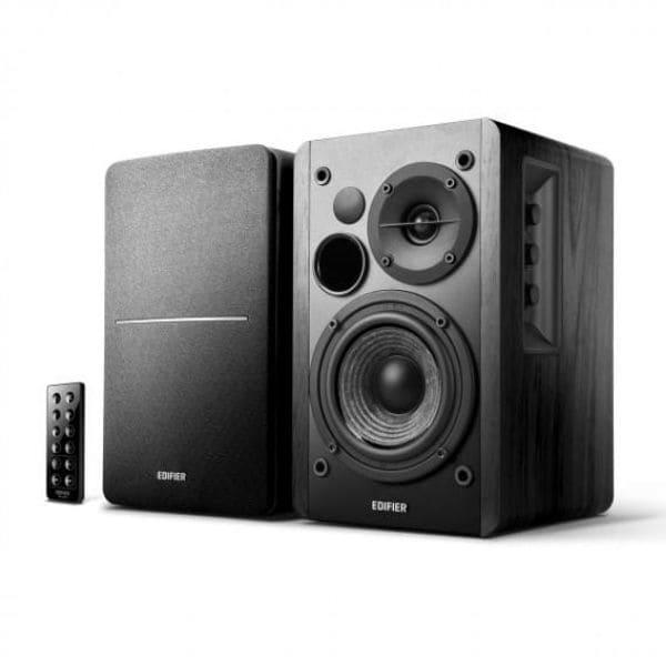 Monitor de Audio R1280DB 42W RMS EDIFIER - 100% MDF Preto