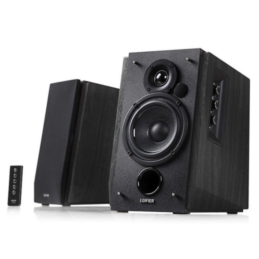 Monitor De Audio R1700bt Edifier 66w Home Studio Bluetooth - Preto