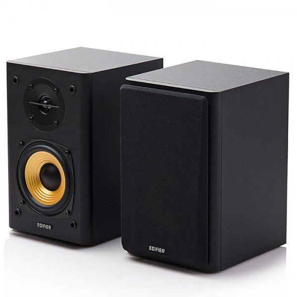 Monitor de audio Edifier R1000 24w Home Studio 2.0 bivolt