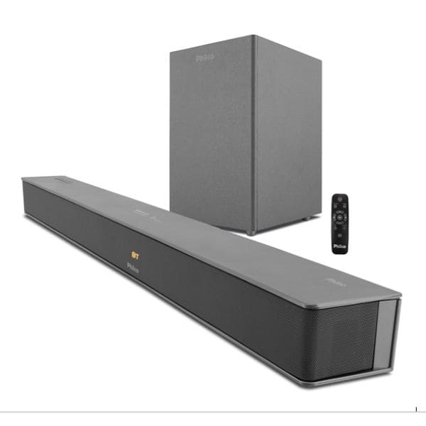 Soundbar Bluetooth Philco PSB06 420W RMS Cinema Subwoofer