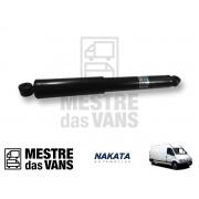 Amortecedor Traseiro Renault Master 2.5 até 2013 Nakata