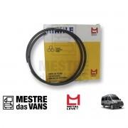Anel de pistão 2 bocas STD Iveco Daily 3.0 Euro 3 Metal Leve
