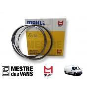 Anel de Pistão STD Renault Master 2.5 16v Metal Leve