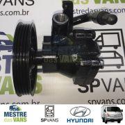 Bomba de direção hidráulica HR .../12 Hyundai