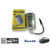 Filtro de Combustível com sensor Besta GS 2.7 / 3.0 Tecfil