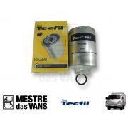 Filtro de Combustível HR 2.5 Até 2012 / H100 / Topic Tecfil