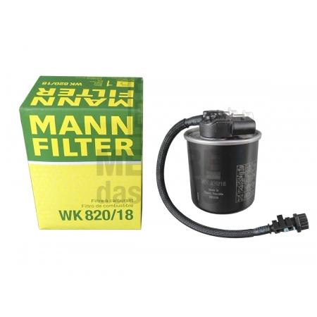 Filtro de combustível Sprinter 12/... Mann