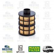 filtro óleo + combustivel MANN