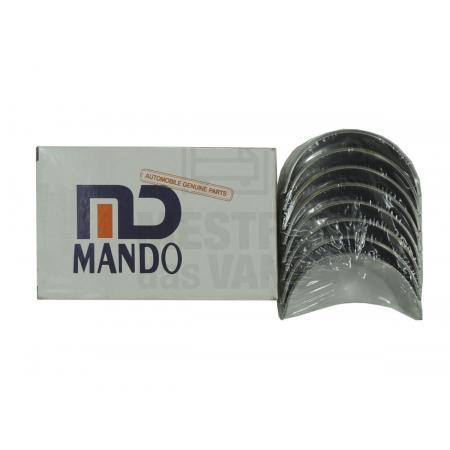 Jogo Bronzina De Biela Std HR K2500 2.5 16V Mando