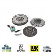 Kit embreagem + atuador + volante Sprinter 311/ 313/ 413 .../11 CDI LUK