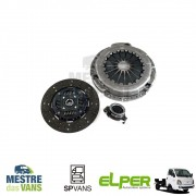 Kit embreagem HR/ K2500 16V 13/... Elper (Seco)