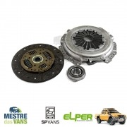 Kit embreagem L200 Sport / HPE / Pajero 2.5L Diesel Elper