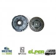 Kit embreagem Master 2.5 / 2.3 06/15 Elper