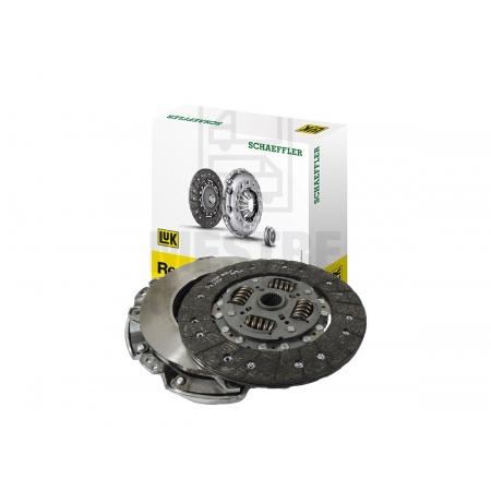Kit Embreagem Sprinter Nova 311 415 515 2012 Em Diante Luk