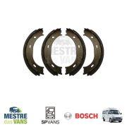 Sapata com lona do freio de mão Sprinter 311/312/313 95/11 Bosch