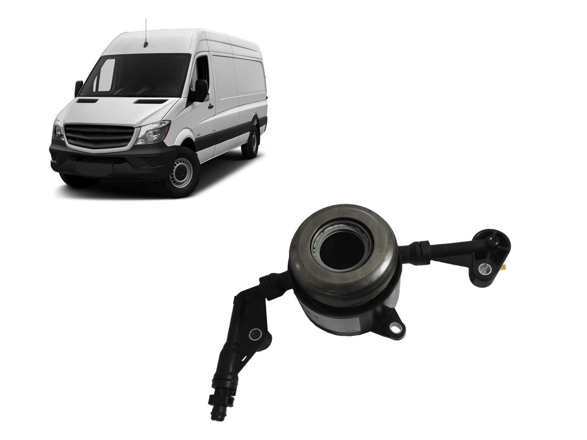 Atuador de Embreagem Mercedes Benz Sprinter CDI Todas Luk