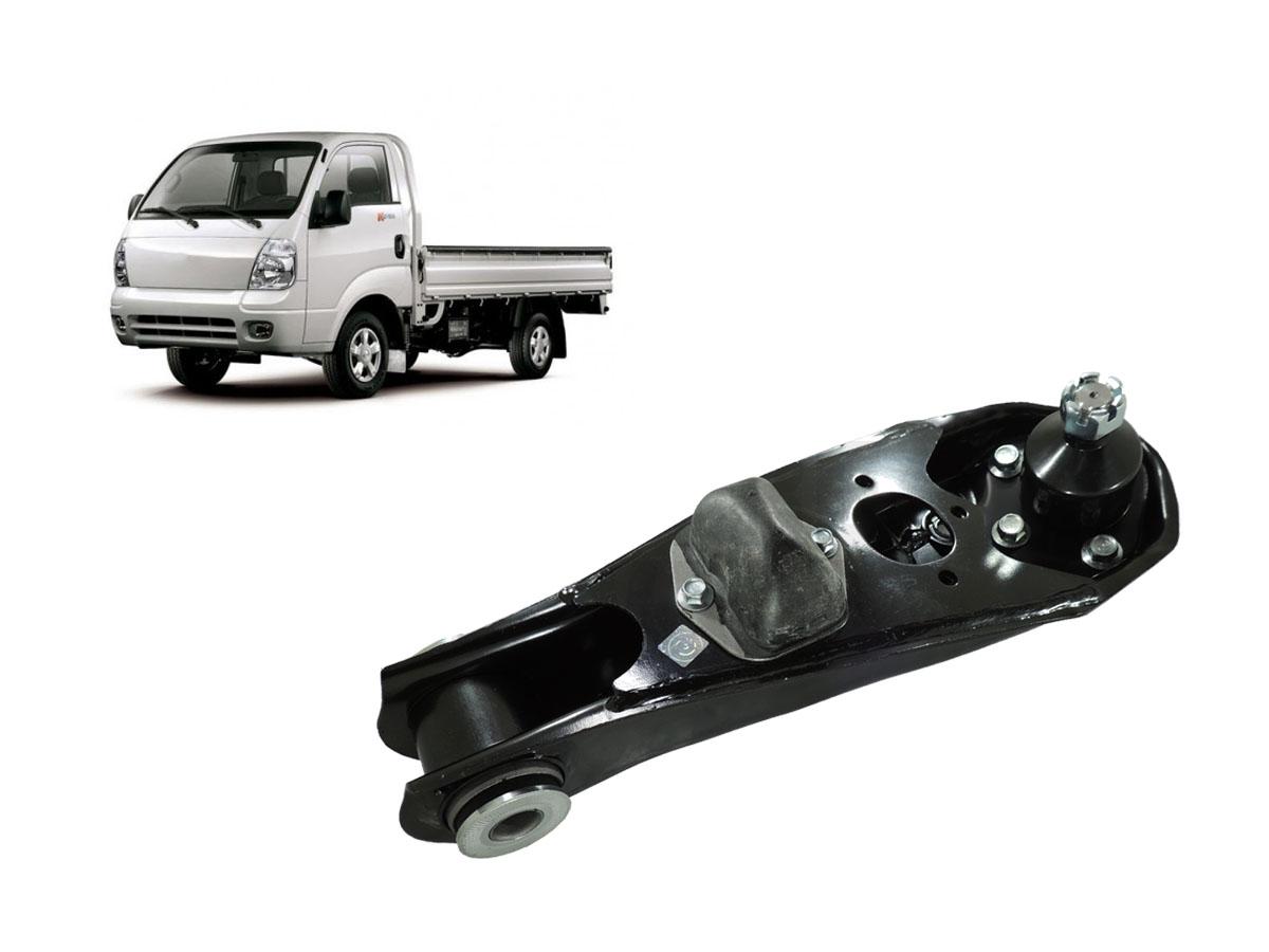 Bandeja Inferior Lado Esquerdo K2500 até 2012 / K2700