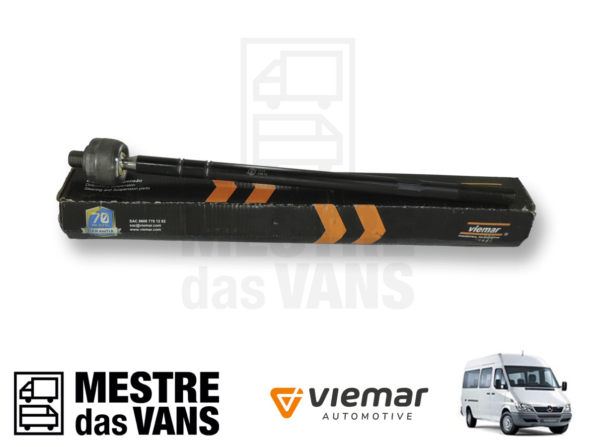 Barra Axial Sprinter 1997 até 2011 Viemar