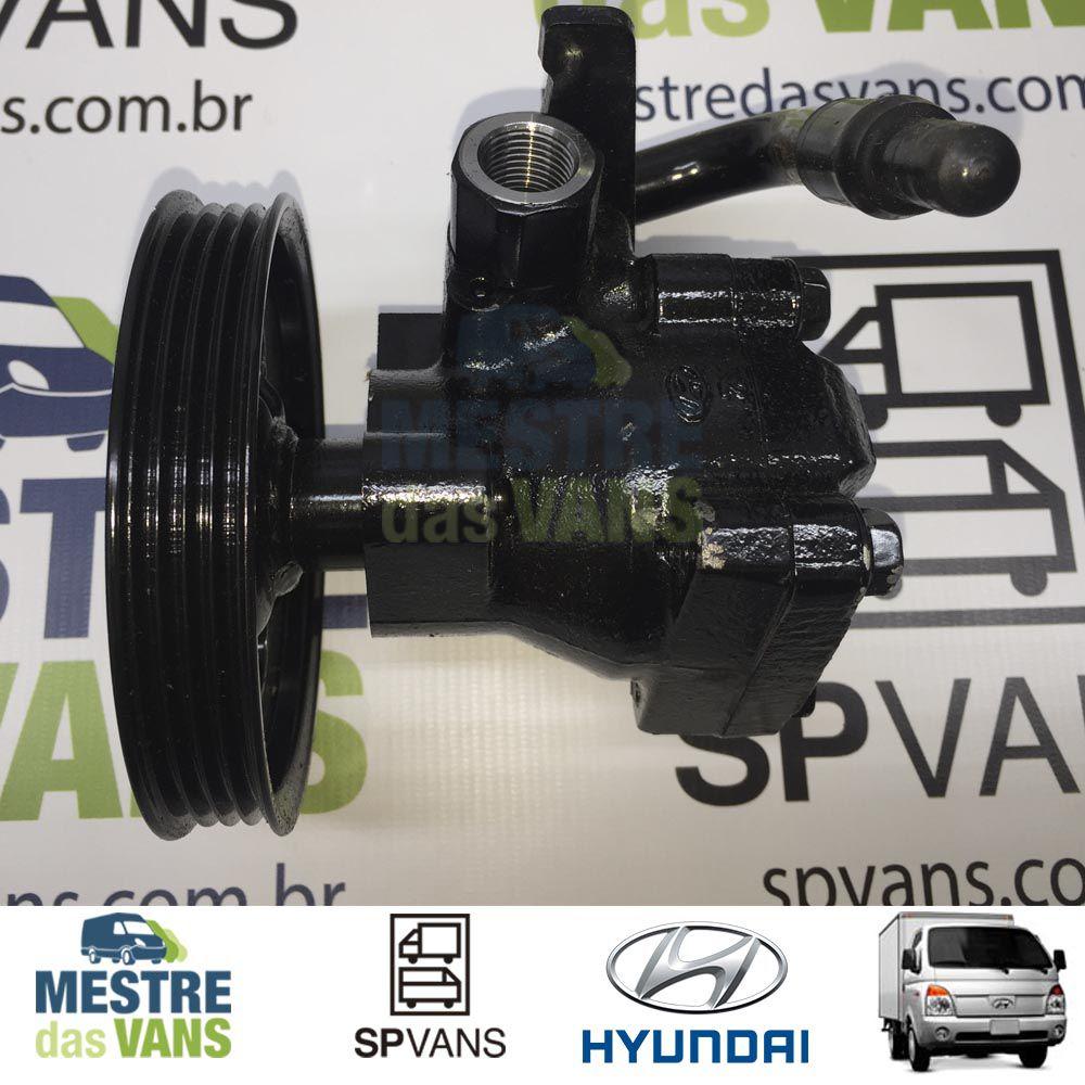 Bomba de direção hidráulica HR até 2012 Original Hyundai