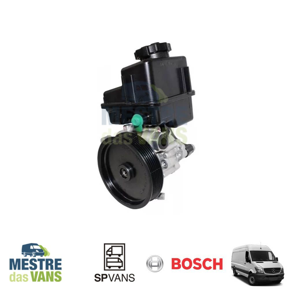 Bomba de direção hidráulica Sprinter 12/... Bosch