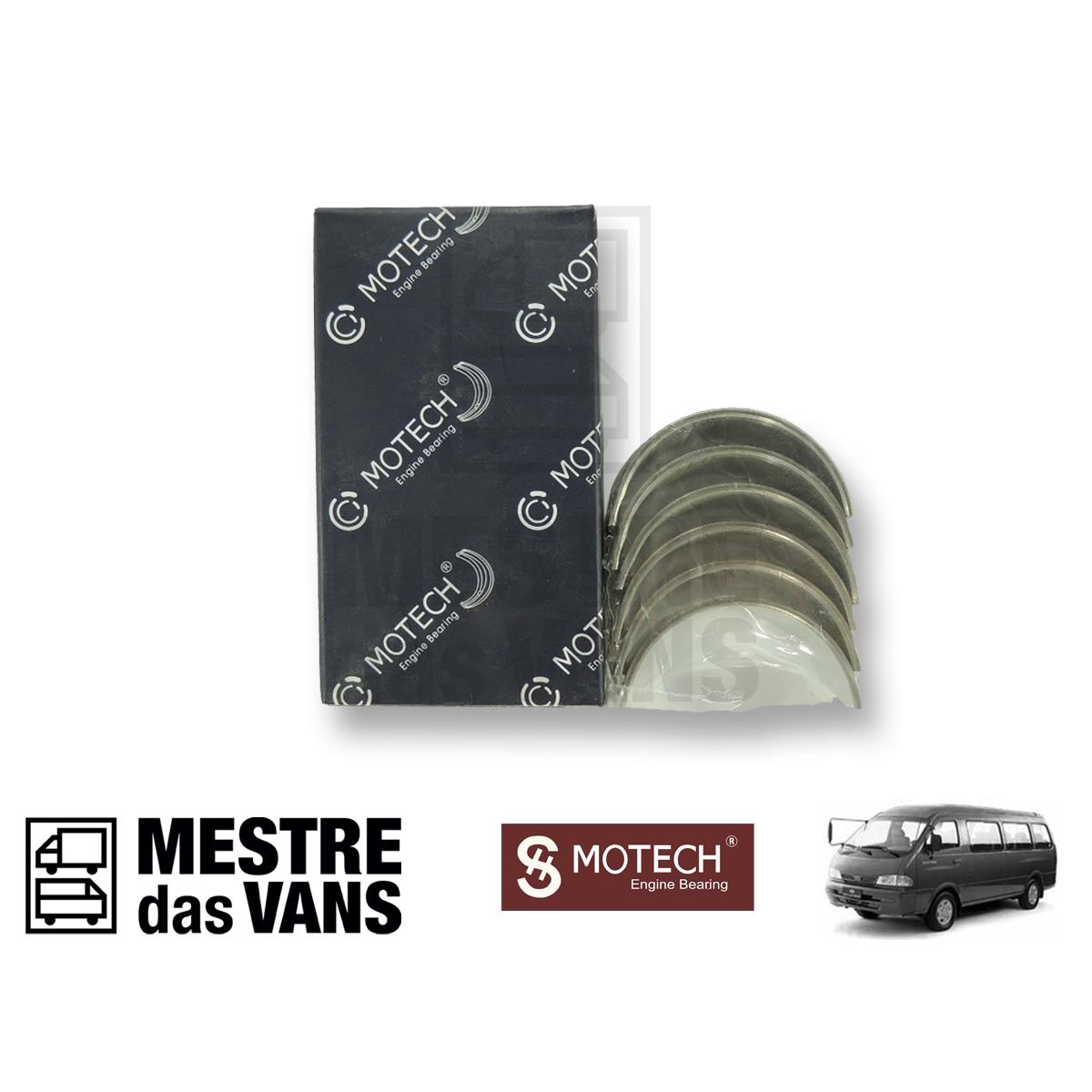 Bronzina De Biela 1.00 Besta 2.7 / GS 2.7 / 3.0 Motech