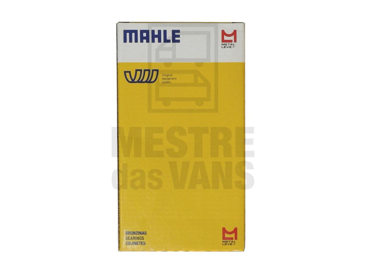Bronzina Mancal 0.25 Ducato Boxer Jumper 2.3 16V Metal Leve