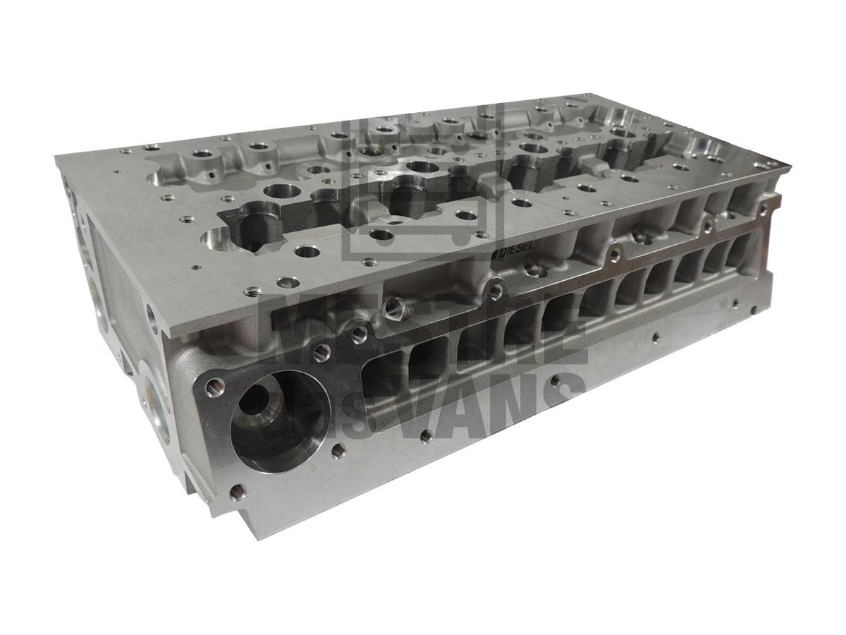 Cabecote Ducato / Boxer / Jumper 2.3 16v Multijet Euro 3