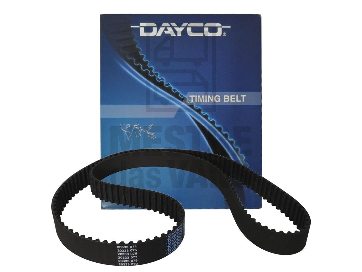 Correia Dentada 152 dentes Ducato Boxer Jumper 2.8 jtd Dayco
