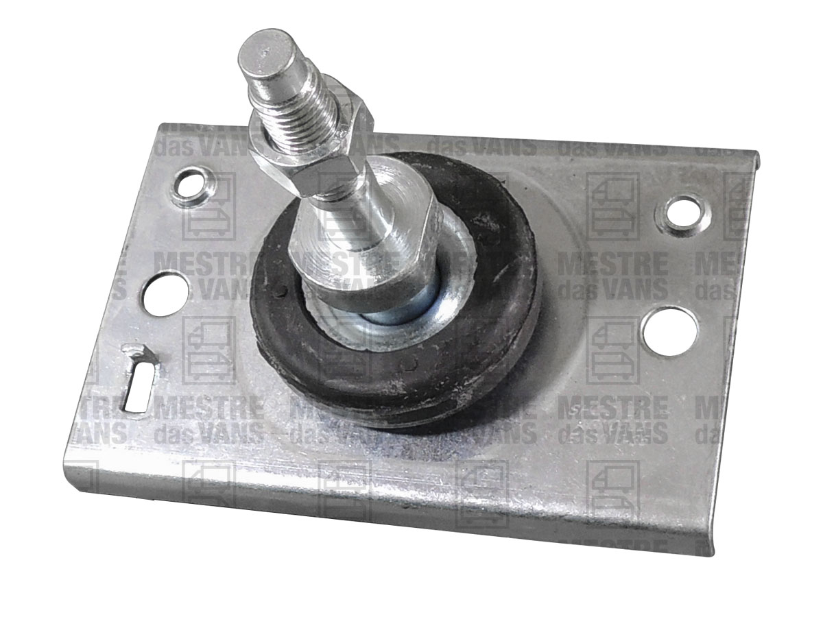 Coxim motor Lado Esquerdo com parafuso Master 2.5 até 2013
