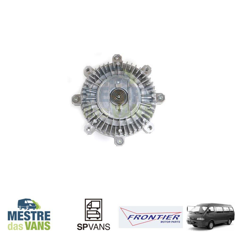Embreagem Viscosa (miolo de hélice) Besta GS / K2700 Frontier