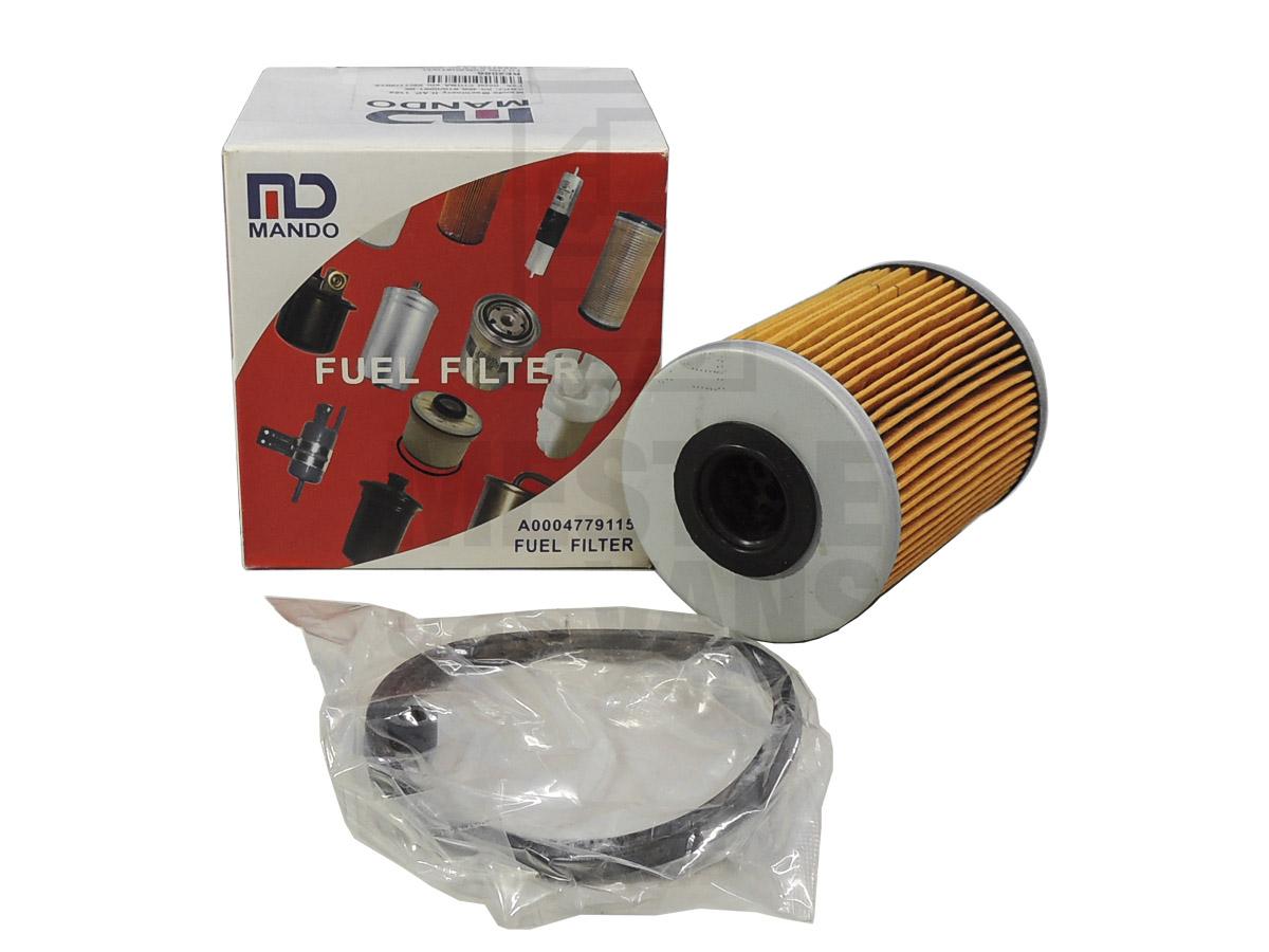 Filtro Combustível Renault Master 2.5 até 2013 Mando