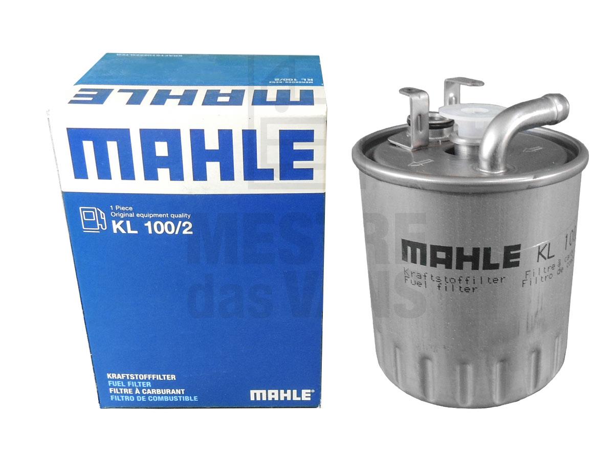 Filtro Combustível Sprinter 311 313 413 CDI até 2011 Mahle